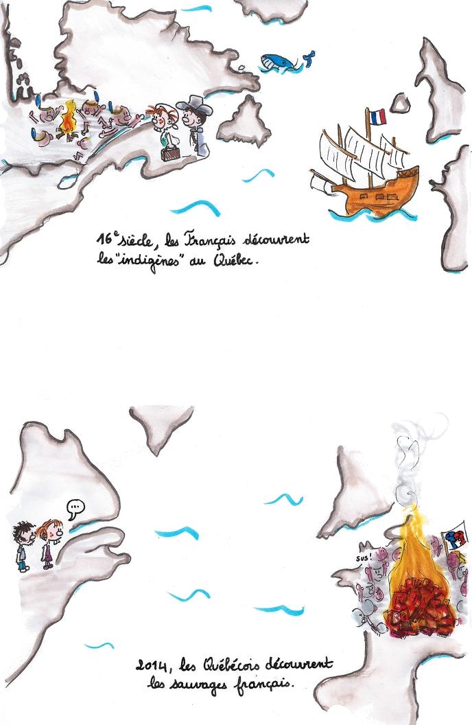 histoire francophone